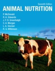 ksiazka tytuł: Animal Nutrition autor: Robert Wilkinson, Peter McDonald, J .F. D. Greenhalgh, C. A. Morgan, R. Edwards, Liam Sinclair