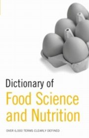 ksiazka tytuł: Dictionary of Food Science and Nutrition autor: Bloomsbury Publishing