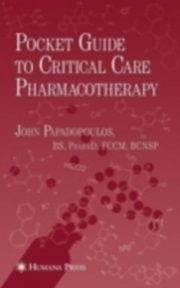 ksiazka tytuł: Pocket Guide to Critical Care Pharmacotherapy autor: